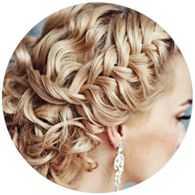 Bridal Hair Makeup Services